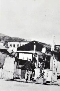 Tokushima Station's Black Market.