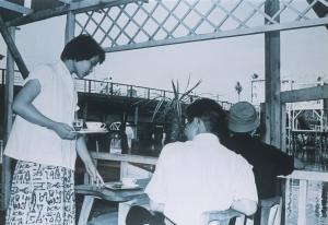 Shinmachi Water Cafe -